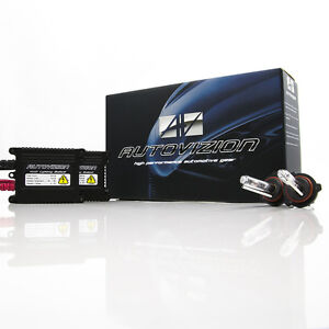 Autovizion Slim HID Kit 880 9005 9006 H1 H3 H4 H7 H10 H11 H13 6000K 5000K Xenon