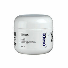 Strictly Professional Nail Buffing Cream Natural Nail Care 60ml