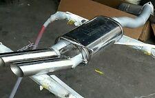 Mercedes Brabus Style Muffler W124  300e 400e e420 300ce e320 300d  500e E500