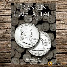 Franklin Half Dollar 1948-1963  Folder #2695