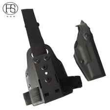 Tactical Pistol Leg Holster Glock 17 31 32 Military Airsoft Leg Pouches Holsters