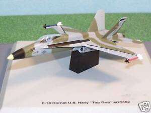 "F-18 Hornet U.S. Navy ""Top Gun"" Gray~Armour~art.5162"