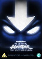 Nuovo Avatar - The Last Airbender - Completo 3 Libro Collection DVD (PHE1846)