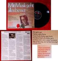 LP Werner Bochmann - Mit Musk geht alles besser (Hansa 206 809-351) D 1984