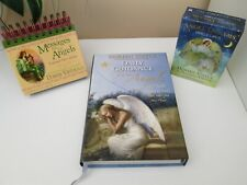 """Angel Messages"" & ""Daily Guidance"" Angel Cards Calendar & Book by Doreen Virtue"