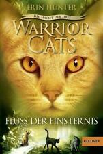 WARRIOR CATS 3 / Band 2: Die Macht der drei: FLUSS DER FINSTERNIS Tb ►►UNGELESEN