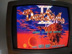 Dark Seal 2  PCB JAMMA ORIGINAL  1992 DATA EAST  RPG Action PCB