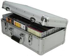 Citronic 127.058 Aluminium CD Flight Case 60 Case Capacity 430 x 180 x 260mm New