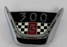 New 1956 Chrysler 300 B Trunk Emblem