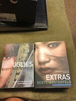 Uglies & Extras by Scott Westerfeld (2005-2007, Paperback & Hardcover)
