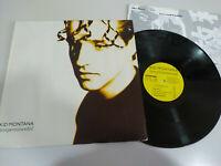 "Kid Montana Temperamental German Edition - LP Vinilo 12"" VG/VG"