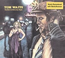 Tom Waits - The Heart Of Saturday Night (Remastered) [CD]