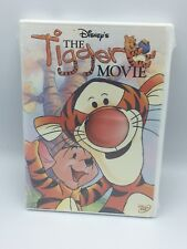 Winnie the Pooh - The Tigger Movie (DVD, 2000) New And Sealed