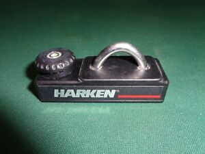 HARKEN TRACK CARS FOR T-TRACK JIB SHEET BLOCK SMALL BOAT (*1020EB)