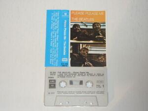 The Beatles – Please Please Me Cassette White Italy 1970 VG+/M