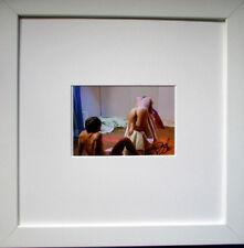 ROY STUART Foto-Multible HAND-SIGNIERT, orig.signed Rahmen