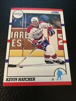 Kevin Hatcher   Capitals 1990-1991 Score #90