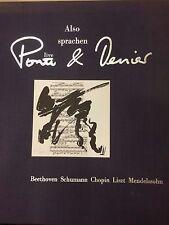Quindi lingue ponti & Denier, Michael Ponti, Peter Denier, ponti Denier, musica