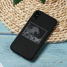 The Great Wave off Kanagawa Back Cover Phone Case For iPhone 11 Pro Xs Max 8 7 6
