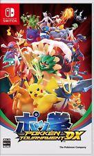 Pokken Tournament DX Japanese/English subtitle Nintendo Switch NEW