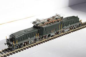 Locomotive électrique crocodile Ce 6/8 14316 Metrop échelle HO