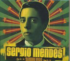 Timeless - Sergio Mendes cd Digipak
