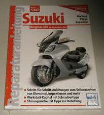 Reparaturanleitung Suzuki Burgman AN 650, Baujahre ab 2002
