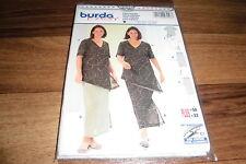 BURDA-PLUS+EASY Schnittmuster 8946              ZWEITEILER              44-58