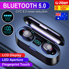 2019 F9 Mini TWS Bluetooth 5.0 Wireless headset Headphones Earbuds Earphones