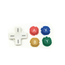 Replacement ABXY Cross Key Pad Button Repair Part for Nintendo NEW 3DS Console
