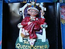Mary Engelbreit The Queen Mother Christmas Holiday Ornament Kurt S Adler