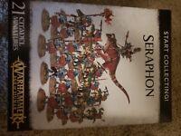 Warhammer Age Of Sigmar Seraphon Start Collecting Set