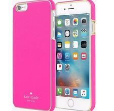 Kate Spade NY Wrap Case iPhone 6 Plus iPhone 6 Plus Saffiano Snapdragon Pink NEW