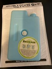 gotts Rubbermaid refreeze bottle 8280 used broken screw as pictured works