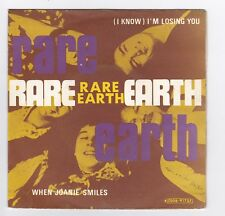 SP 45 TOURS RARE EARTH (I KNOW) I'M LOSING YOU 4C006-91737 en 1970