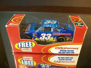 Tony Raines #33 Alka-Seltzer Heartburn Relief 2001 Chevrolet Monte Carlo CVS