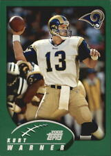 2002 Topps Football Card #s 1-200 +Rookies (A5787) - You Pick - 10+ FREE SHIP