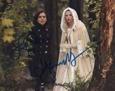 Jennifer Morrison Lana Parrilla Once Upon Autographed Signed 8x10 Photo COA  #5