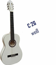 mit ersatz Saiten Gitarre,4//4Set// Zubehör,Tasche Band u mit 3xPik//Plektren!22