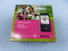 Original T-Mobile MDA Compact IV 4GB Schwarz! Gebraucht! Ohne Simlock! TOP! OVP!