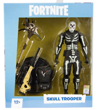 Fortnite Skull Trooper 7 Inch Action Figure by McFarlane Toys