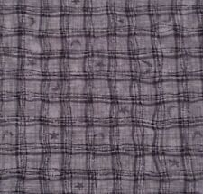 Autumn Moon by Art to Heart for Benartex BTY Gray Plaid Star Moon Rustic
