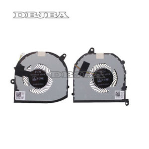 Laptop Left and Right Cooling Fan For Dell XPS 15 9570 008YY9 0TK9J1 TK9J1 08YY9