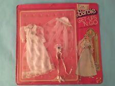 Barbie 70's GET-UPS 'N GO ( satiny sweet spring bride ) #7176 NRFP 1978