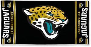 Licenced Jacksonville Jaguars Official NFL Beach Bath Towel