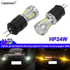 SET OF 4X H7  33SMD LED  FOG  LIGHT BEAM CAR BULBS FITS PEUGEOT 3008  HID 2009