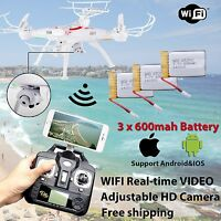 WiFi Real-time Video