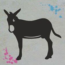 2XGas Gras Oder Esel Schädel Ghost Vinyl AufkleberAufkleber FürAutolkwfensterPDH