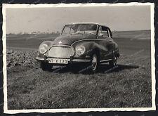 ADAC-Schauinsland-Rennen-Bergrennen-Auto Union-DKW F94 - 3 6  -um 1960-6
