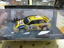 Altaya - 1/43 - Safari Rally 2000 - Seat Cordoba WRC E2 - Mini Car D24